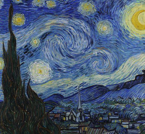 The-Starry-Night-(1889)